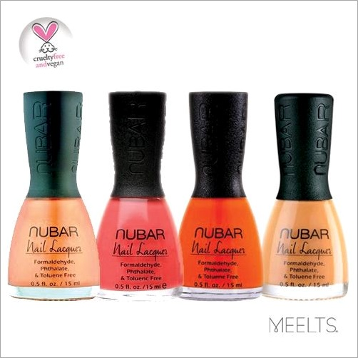 Esmaltes-Nubar-Orange-Crush-Palau-Coral-Hot-Orange-e-Orange-Cream